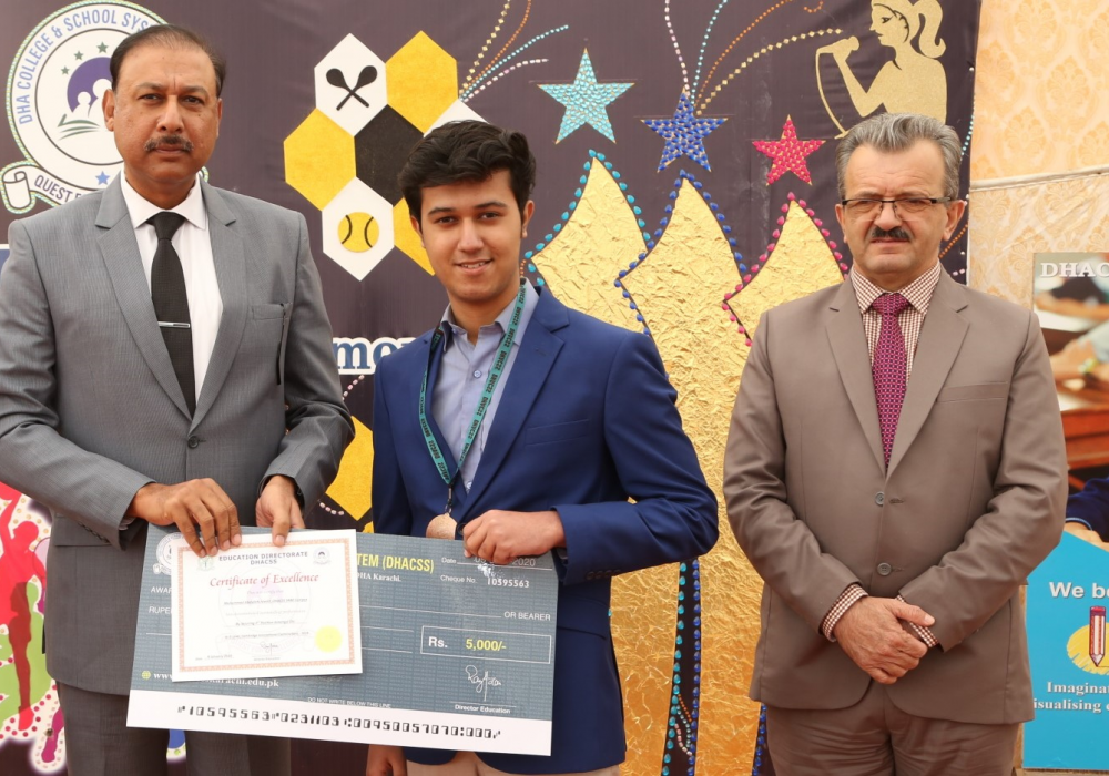 DHACSS Annual Prize Distribution 2019-20
