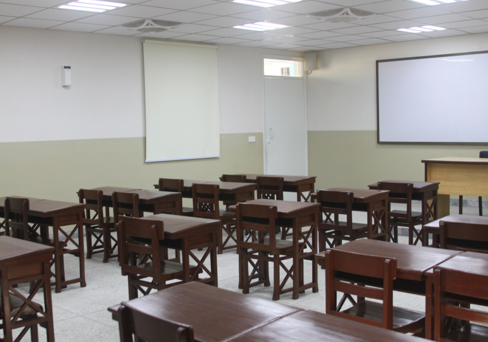 Newly established Model Classroom