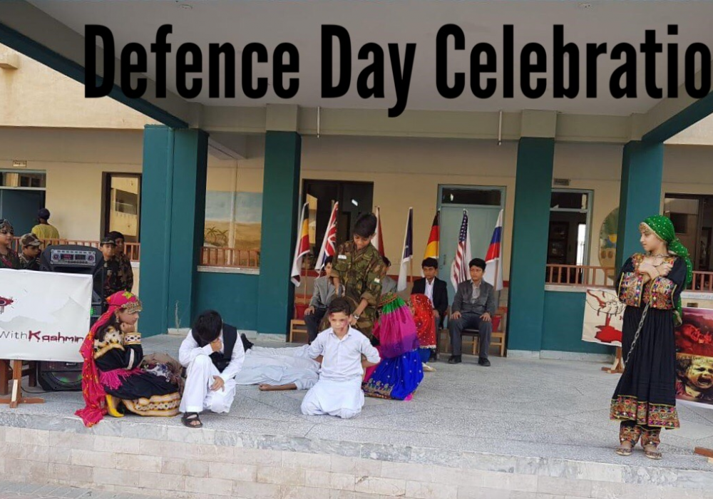 Defence Day Celebration