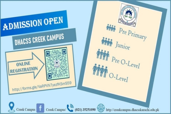 ADMISSION OPEN FOR SESSION 2021-2022